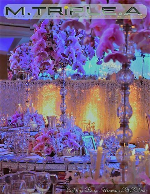 M Triplea By Maroun Al Achkar Lebanon Weddings Lebanese Weddings