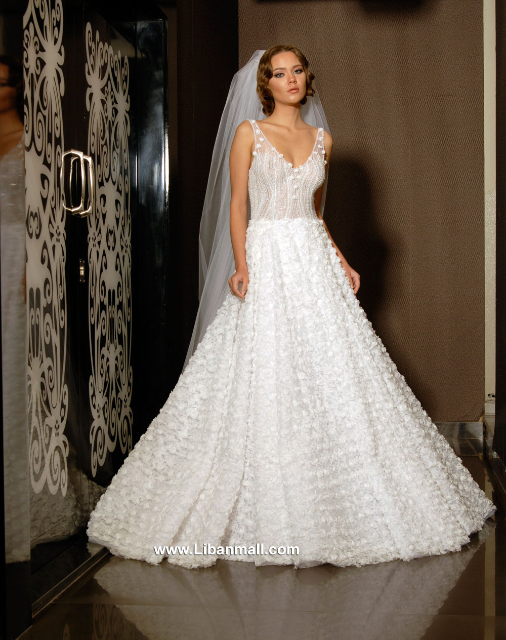 Ehsan Chamoun Haute Couture,Fashion Designers in Lebanon, Wedding Dresses in Lebanon, Lebanon Bridal dress