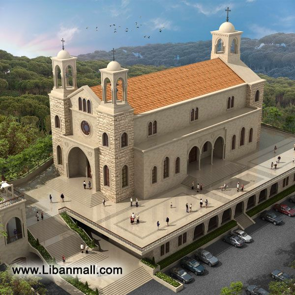 Churches,BEPCO, Architecture & Construction in Lebanon, interior designers