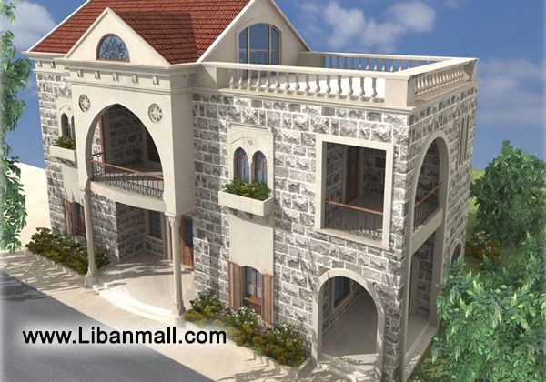 Villa, BEPCO, Architecture & Construction in Lebanon, interior designers