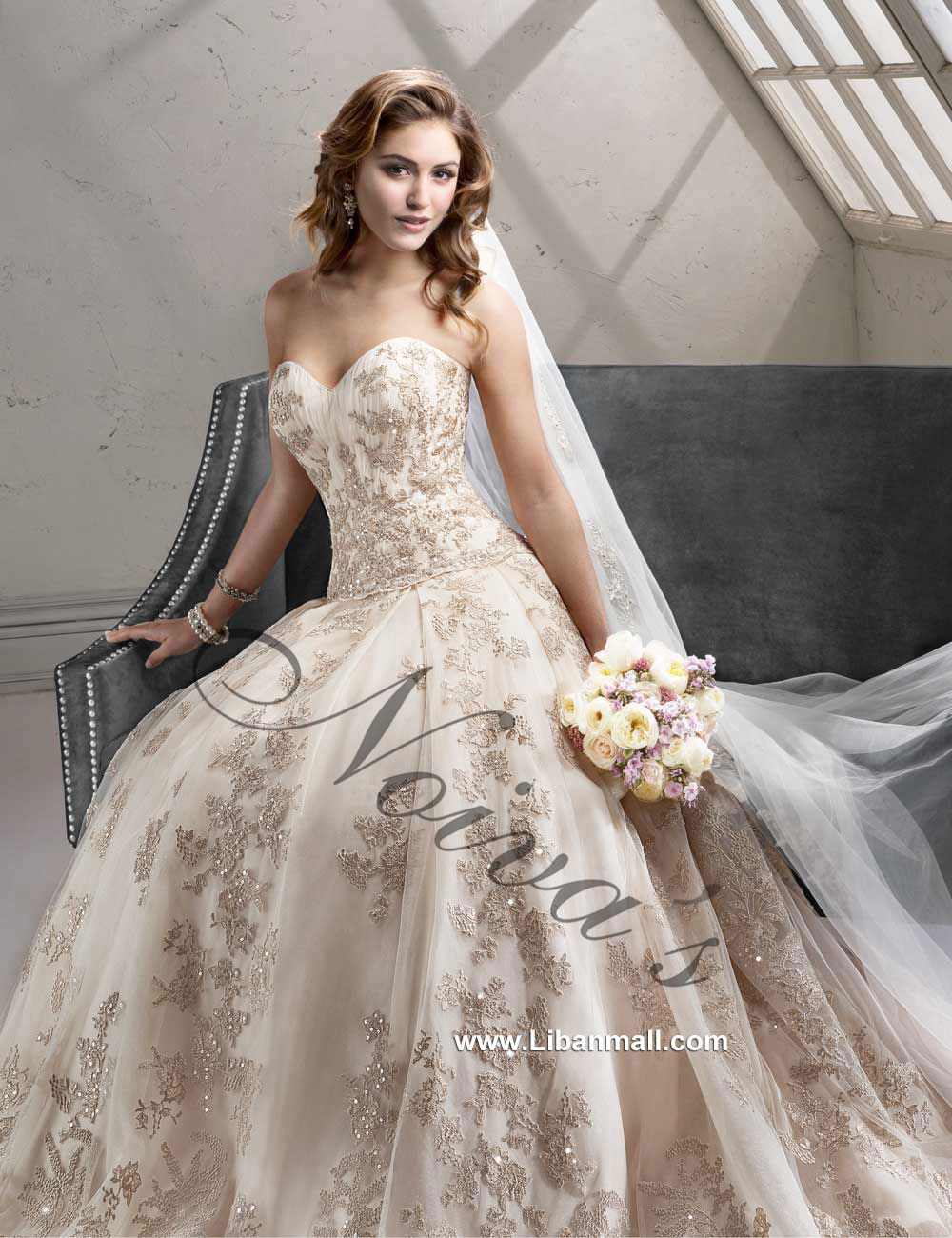 Noiva\'s - Wedding dresses in Lebanon, bridal dress, bridal store ...