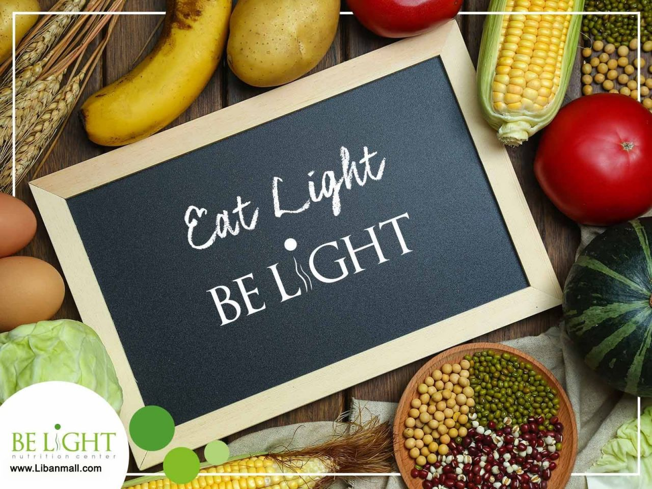 Be Light Dietitian and health center