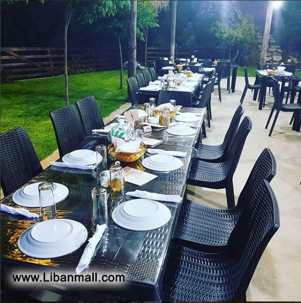 Jalset Wared Restaurant, Enjoy great food in a beautiful settings in the middle of nature. Open for breakfast, Lunch and dinner.