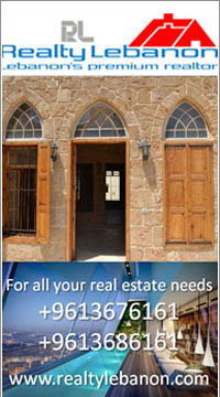 realty lebanon, real estate in lebanon