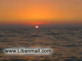 Amazing Lebanese sunset photos by Najy Cherabieh