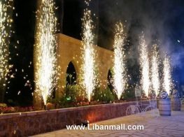 Jardin Damour, wedding venues in Lebanon