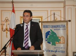Rotary Club of Beirut Cosmopolitan @ HOTEL vendome intercontinental