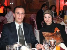Qatar Airways Dinner @ Phoenicia Intercontinental