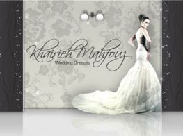 fashion designer, khairieh Mahfouz, wedding dresses, bridal gowns
