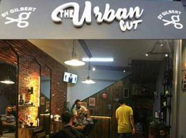 The urban cut, Men's hair dresser, barbershop