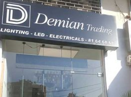 Demian Trading- Lighting, Led, electricals