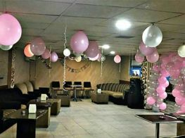 Cafe Wared, wedding venue, birthday venue