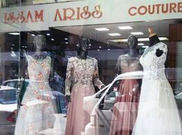 Issam Ariss Haute Couture ,wedding dresses, bridal boutique