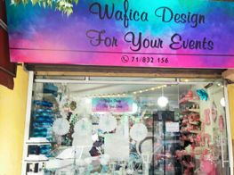 Wafica Design For Your Events, Artisana, Decorating Chocolates