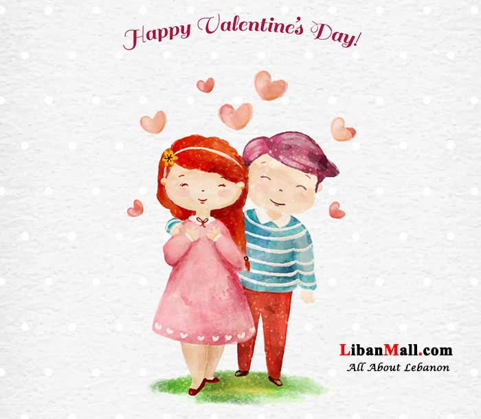 Free Valentines Day Card, I love you card, free greetings cars, valentines hearts, Lebanon valentine cards, valentines greetings, cupid greetings, teddy bear valentines, i love you valentines, be my valentine,Happy Valentine Day characters